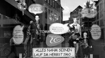 Eines der umstrittenen Schaufenster im Jelmoli Zürich.